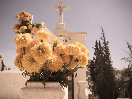 Día de muertos y tradiciones.