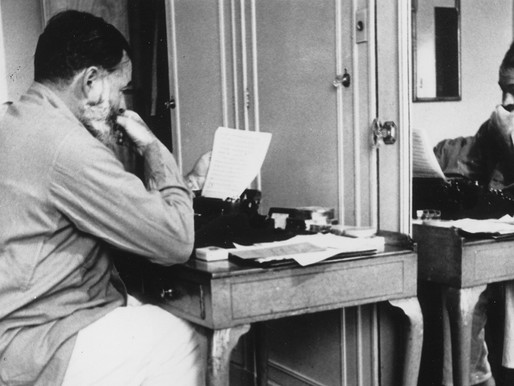 Hemingway, Haruki Murakami - bí quyết làm việc tại nhà của những nhà văn kỳ cựu