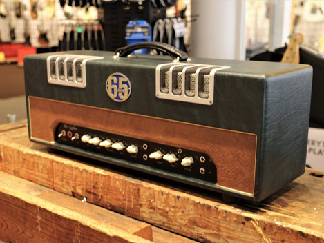 Begagnad 65-Amps London, 18 Watt Point to Point, 14999:-