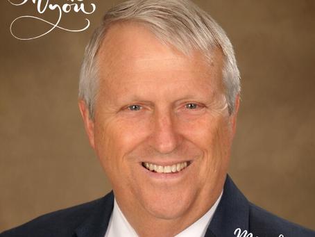 Thank you Mayor Bryan Nelson!
