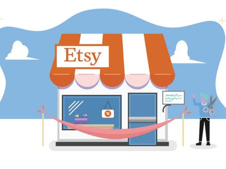Для творческих проектов – своя платформа Etsy