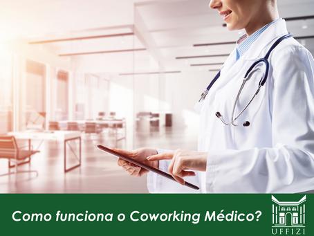 Como funciona o Coworking Médico?