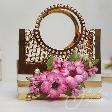 Elegance FLoral Basket