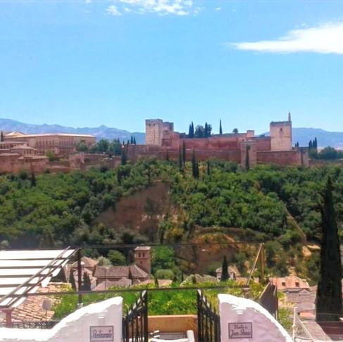 Memories of Granada, Spain