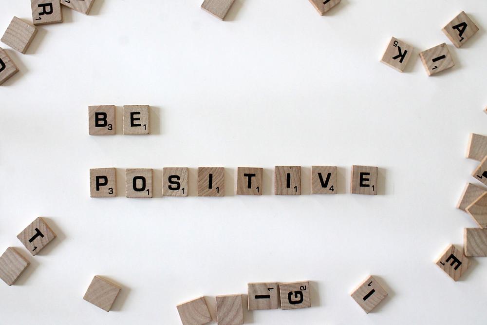 être positif