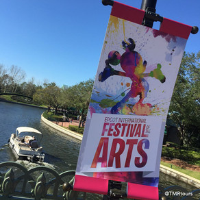 Taking AMAZING Pictures at Epcot Arts Festival