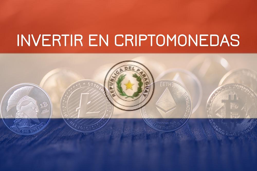 Comprar Criptomonedas en Paraguay [En 5 pasos]