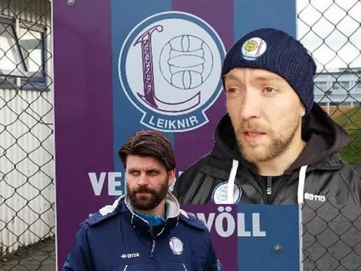 Stefán Gísla hættur hjá Leikni