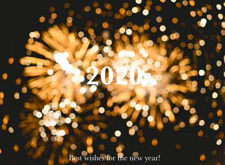Wishing Everyone a Happy, Healthy, Meaningful, and Prosperous New Year!