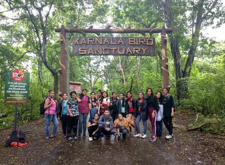 Karnala Bird Sanctuary and Fort