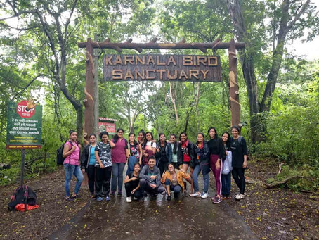Karnala Bird Sanctuary and Fort