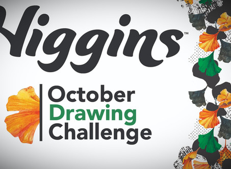 Coming Soon: October Drawing Challenge