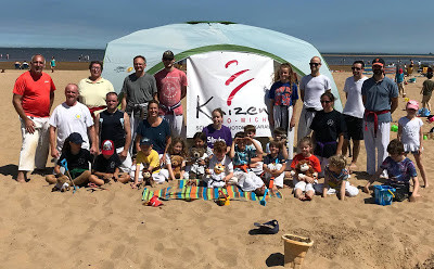 JKS Bears On The Beach, Cleethorpes,   Sunday 8th July 2018