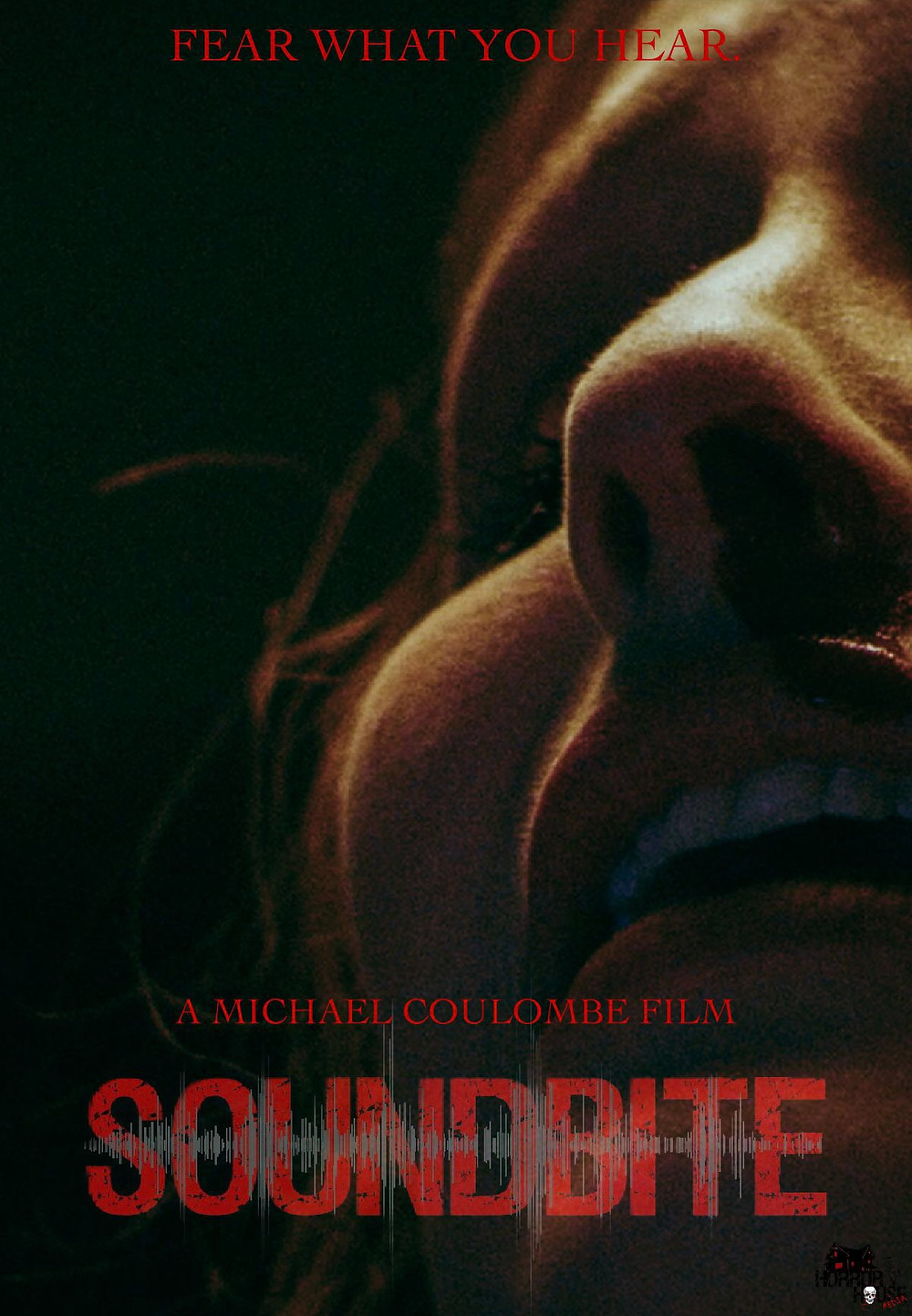 Soundbite short movie poster