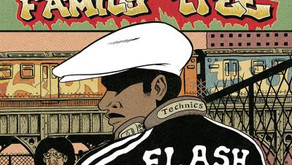 Les petites lectures #3 : The Hip Hop Family Tree