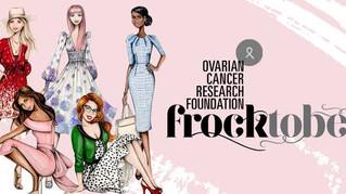 Frocktober for ovarian cancer