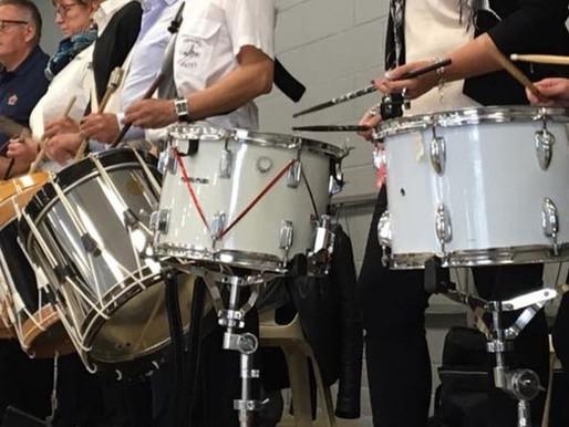 Stage de pédagogie du tambour