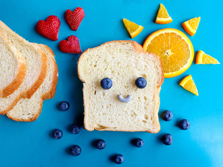 Why Bread is Good for Kids