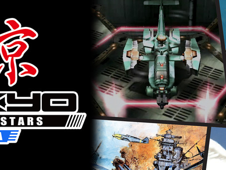 New trailer and release date for NIS's Psikyo Shooting Stars Alpha