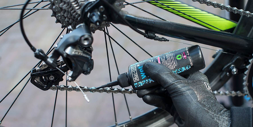 Muc-Off Wet Lube 120ml fiets smeerolie winter