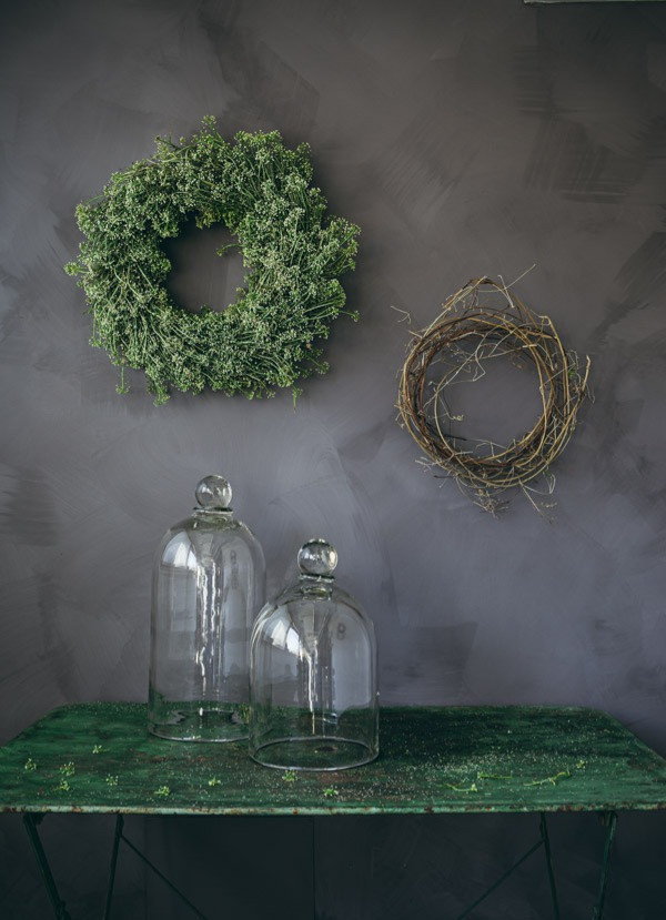 Wreath making tutorial