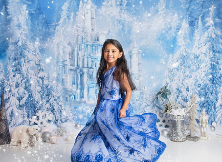 Ice Princess - Limited Edition Sessions!