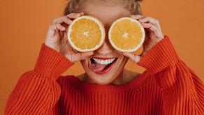 Exprimiendo la naranja
