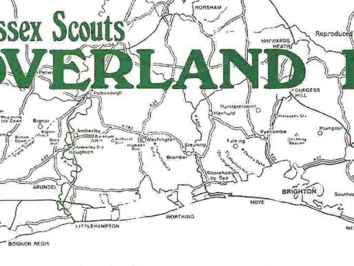 Overland 2018 - Hike Report