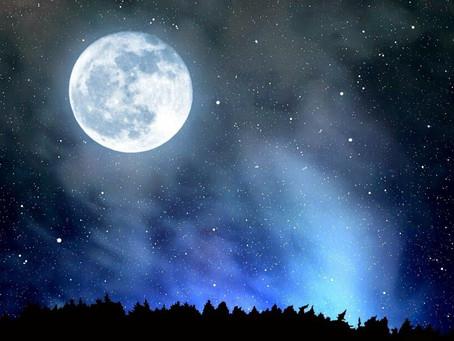 Информационный код лунного затмения 30.11.2020