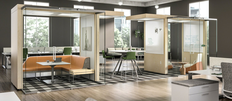 Why office booth  is a valid alternative to the traditional meeting room?