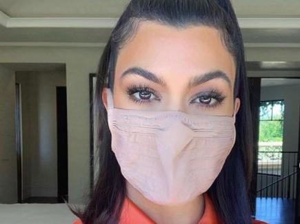 Celebrities Encourage People to Wear Masks