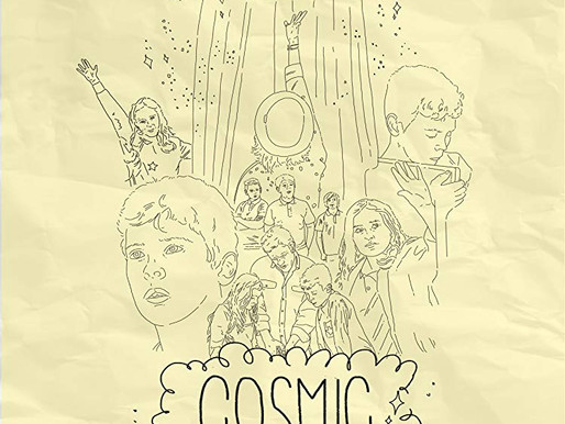 Cosmic Dancer short film review