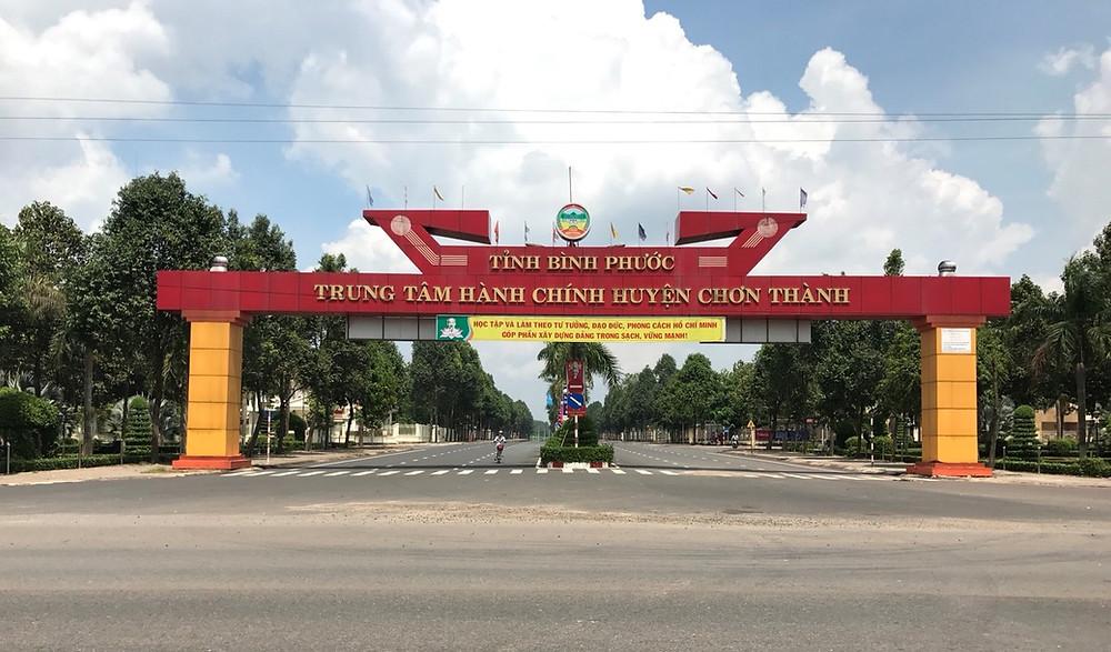 Đầu tư bất động sản Chơn Thành Bình Phước