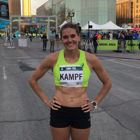 Katy, Breanna to Compete at USA Women's 10k Championships in NYC 6/8;Heather to Yakima Mile on 6/8