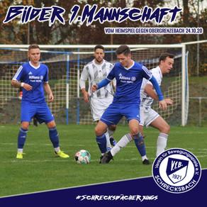 Bilder und Spielbericht vom Heimspiel gegen Obergrenzebach