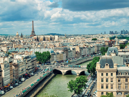 Check! | 5 Must-Do's in Paris