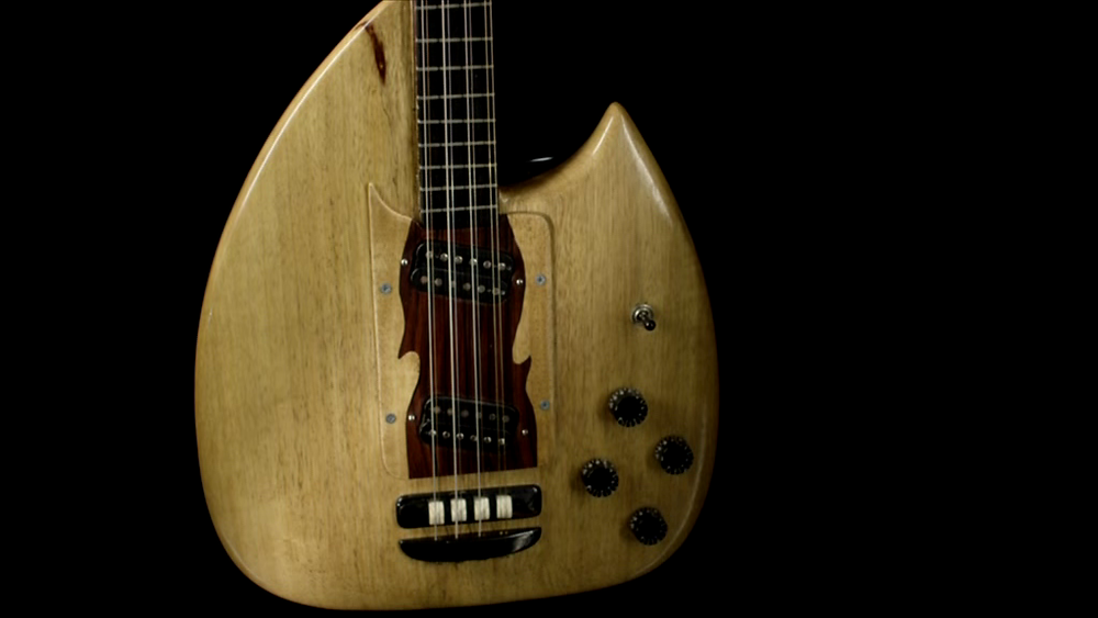 Electric lute