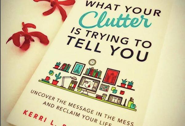 OKU : What Your Clutter Is Trying To Tell You (Dağınıklığın Sana Ne Anlatmaya Çalışıyor)
