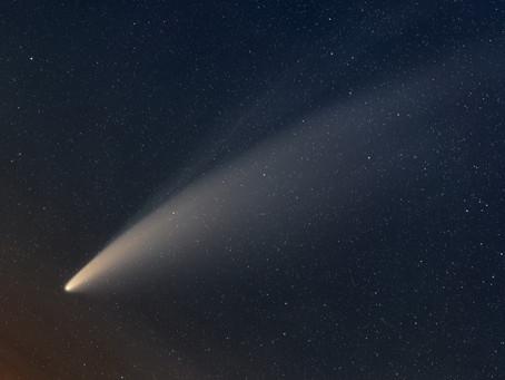 Sobre el cometa Neowise y su interpretación.