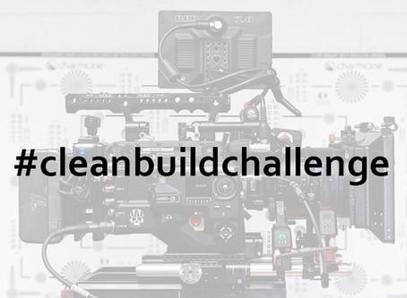 #cleanbuildchallenge on Instagram