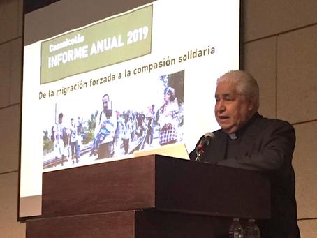 """""""Veamos en cada migrante no a un potencial criminal sino al rostro de Jesucristo"""": Monseñor Cabrera"""