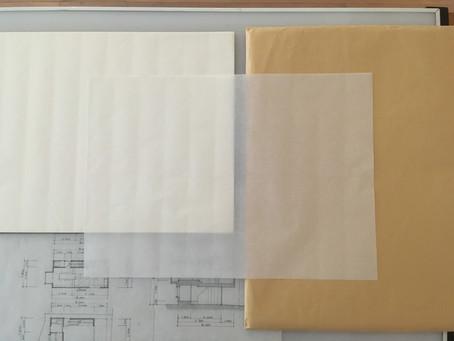 tools file #4,みの紙