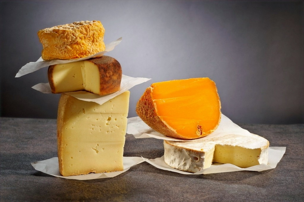 The international cheese festival