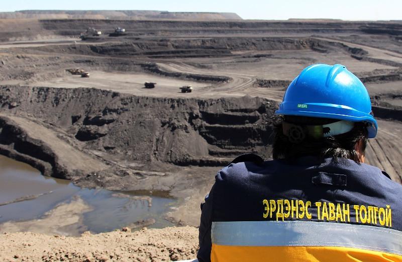 The Tavan Tolgoi mine site. (via SteelGuru)