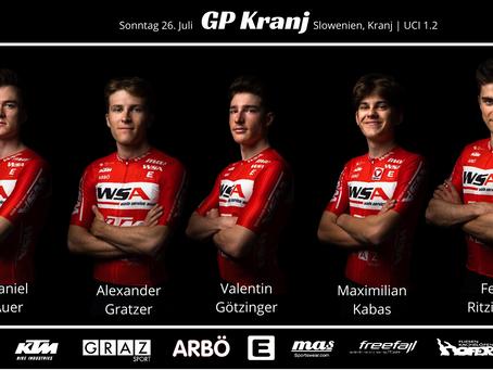 Erstes UCI Rennen seit März