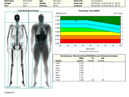 A Breakdown of Body Fat Percentage Measurements