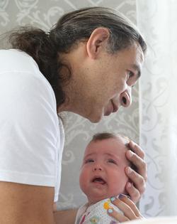 Iosif&baby