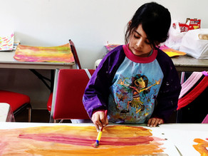 L'importance de l'art chez les enfants