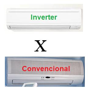 Inverter X Convencional