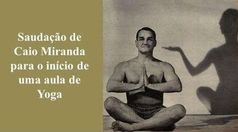 O primeiro escritor sobre Yoga no Brasil